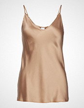 Max Mara Leisure Lucca T-shirts & Tops Sleeveless Beige MAX MARA LEISURE