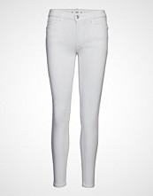 Mango Kim Skinny Push-Up Jeans Skinny Jeans Hvit MANGO