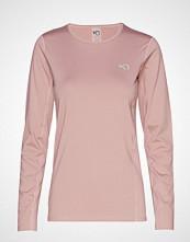 Kari Traa Nora Ls T-shirts & Tops Short-sleeved Rosa KARI TRAA