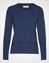 Cream Amandine Knit Pullover Strikket Genser Blå CREAM
