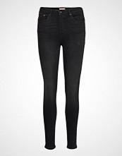 Only Onlpaola Hw Sk Dnm Jeans Azg 132907 Noos Skinny Jeans Svart ONLY