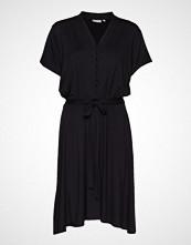 Fransa Fremdress 1 Dress Knelang Kjole Svart FRANSA
