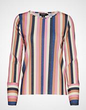 Soaked in Luxury Sl Cerys Top Ls Bluse Langermet Multi/mønstret SOAKED IN LUXURY