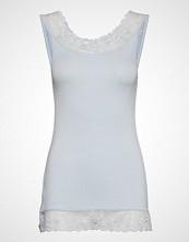 Cream Florence Top T-shirts & Tops Sleeveless Hvit CREAM