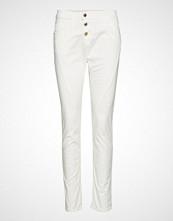 Please Jeans C Cotton Gold B. Slim Jeans Hvit PLEASE JEANS