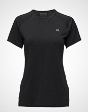 Calvin Klein Performance Ss Tee T-shirts & Tops Short-sleeved Svart CALVIN KLEIN PERFORMANCE