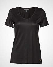 Esprit Collection T-Shirts T-shirts & Tops Short-sleeved Svart ESPRIT COLLECTION