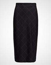 Gerry Weber Edition Skirt Knitwear Langt Skjørt Svart GERRY WEBER EDITION