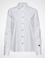 Busnel Adina Shirt Langermet Skjorte Hvit BUSNEL