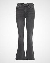Gina Tricot Natasha Bootcut Jeans Jeans Sleng Grå GINA TRICOT