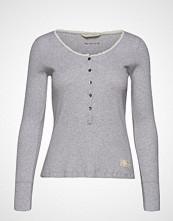 Odd Molly Fella L/S Top T-shirts & Tops Long-sleeved Grå ODD MOLLY