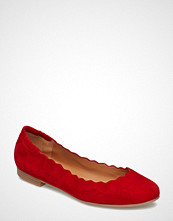 Billi Bi Shoes Ballerinasko Ballerinaer Rød BILLI BI