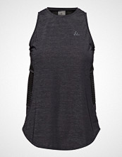 Craft Nrgy Singlet W T-shirts & Tops Sleeveless Svart CRAFT