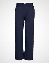 Tommy Jeans Tjw Track Pant Vide Bukser Blå TOMMY JEANS