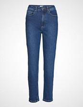Gestuz Astridgz Mom Jeans Slim Jeans Blå GESTUZ