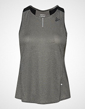 Craft Nanoweight Singlet W T-shirts & Tops Sleeveless Grå CRAFT