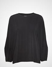 InWear Rabea Top T-shirts & Tops Long-sleeved Svart INWEAR