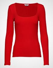 Envii Enotto Ls Tee 5923 T-shirts & Tops Long-sleeved Rød ENVII
