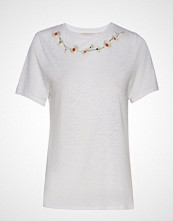 Ted Baker Jalaf T-shirts & Tops Short-sleeved Hvit TED BAKER
