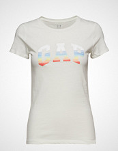 GAP Gap Ss Grad Tee T-shirts & Tops Short-sleeved GAP