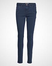 Pulz Jeans Pzmelina Loose Pants Skinny Jeans Blå PULZ JEANS