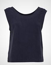 American Vintage Babarum T-shirts & Tops Sleeveless Blå AMERICAN VINTAGE
