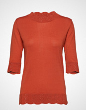 Noa Noa Pullover T-shirts & Tops Long-sleeved Oransje NOA NOA