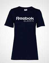 Reebok Classics Cl Reebok Tee T-shirts & Tops Short-sleeved Blå REEBOK CLASSICS