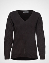 B.Young Bymalea V Neck Jumper - Strikket Genser Svart B.YOUNG