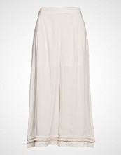 Odd Molly Band Of Frills Pant Vide Bukser Creme ODD MOLLY