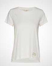Odd Molly Variety Tee T-shirts & Tops Short-sleeved Hvit ODD MOLLY