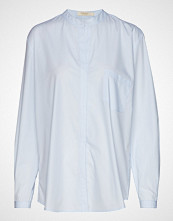 Rabens Saloner Correspondent Shirt Langermet Skjorte Hvit RABENS SAL R