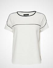 Bruuns Bazaar Ruby Elna Tee T-shirts & Tops Short-sleeved Hvit BRUUNS BAZAAR