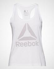 Reebok Performance Wor Supremium 2.0 Tank T-shirts & Tops Sleeveless Hvit REEBOK PERFORMANCE