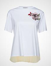 Sportmax Code Ercole T-shirts & Tops Short-sleeved Hvit SPORTMAX CODE