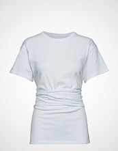 Levi's Made & Crafted Lmc Wrap Tee Bright White T-shirts & Tops Short-sleeved Hvit Levi's Made & Crafted