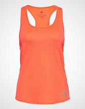 Adidas Performance Otr Tank W T-shirts & Tops Sleeveless Oransje ADIDAS PERFORMANCE