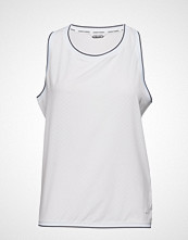 Kari Traa Rong Top T-shirts & Tops Sleeveless Hvit KARI TRAA