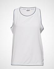 Kari Traa Rong Top T-shirts & Tops Sleeveless Hvit KARI TRAA