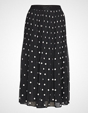 Soft Rebels Karin Skirt Langt Skjørt Svart SOFT REBELS