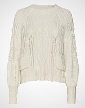 Odd Molly Good Fellow Sweater Strikket Genser Creme ODD MOLLY