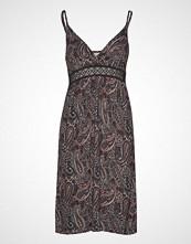 Esprit Bodywear Women Nightshirts Knelang Kjole Multi/mønstret ESPRIT BODYWEAR WOMEN