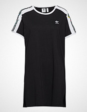 Adidas Originals Dress Kort Kjole Svart ADIDAS ORIGINALS