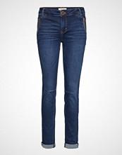 Mos Mosh Etta Reef Jeans Skinny Jeans Blå MOS MOSH