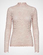 Rosemunde T-Shirt Ls T-shirts & Tops Long-sleeved Rosa ROSEMUNDE