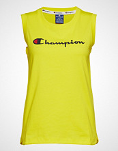 Champion Rochester Tank Top T-shirts & Tops Sleeveless Gul Champion Rochester