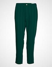 Hope Krissy Trousers Bukser Med Rette Ben Grønn HOPE