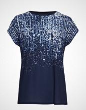 Fransa Fremcaos 1 T-Shirt T-shirts & Tops Short-sleeved Blå FRANSA