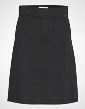 Lexington Clothing Chastity Knitted Skirt Kort Skjørt Svart LEXINGTON CLOTHING