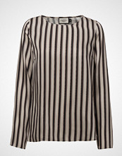 Morris Lady Anne Print Blouse Bluse Langermet Multi/mønstret MORRIS LADY